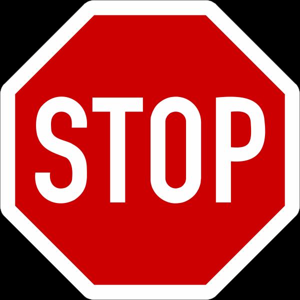 stoppschild